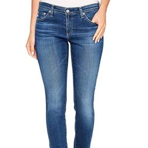 Ag Adriano Goldschmied Pants - AG Adriano Goldschmieg Jeans